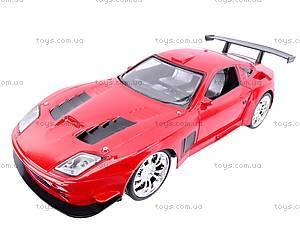 Спортивный автомобиль на радиоуправлении, 1:16, MY66-60B59B, детские игрушки