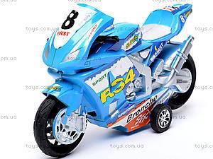 Спортивный мотоцикл, НR-6