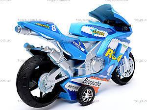 Спортивный мотоцикл, НR-6, фото