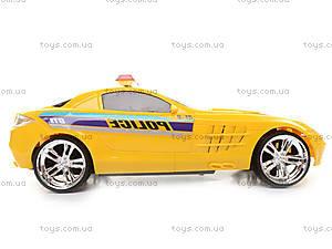 Спорткар «Полицейская машина», р/у, UD2071P/..., фото