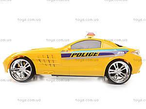 Спорткар «Полицейская машина», р/у, UD2071P/..., отзывы