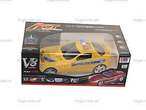 Спорткар «Полицейская машина», р/у, UD2071P/..., цена