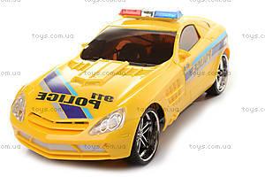 Спорткар «Полицейская машина», р/у, UD2071P/..., игрушки