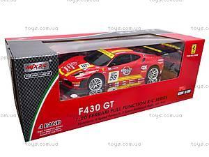 Спорткар радиоуправляемый Ferrari, 8108B, детские игрушки