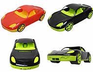 Спортивный автомобиль для детей, 07-702-1, игрушки