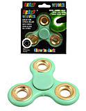 Зеленый фосфорный Spinner, SP-020(50561)-ЗЕЛ, тойс ком юа