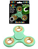 Зеленый фосфорный Spinner, SP-020(50561)-ЗЕЛ, тойс