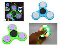 """Спиннер LED светящийся """"Plastis Gyro"""" , SP-044(888-04), toys.com.ua"""