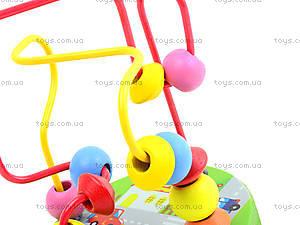 Спираль деревянная, BT-WT-0196, детские игрушки