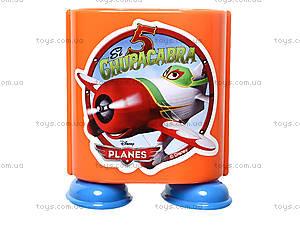 Стакан канцелярский «Самолетики», оранжевый, 470353, отзывы