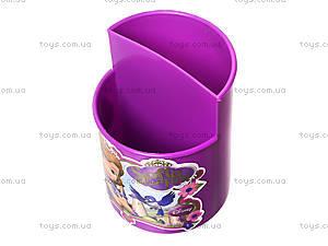 Стакан канцелярский «София», фиолетовый, 470345, фото