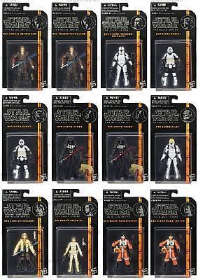 Фигурки героев Стар Варс «Черная серия», A5077, отзывы