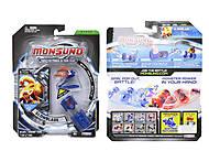 Стартовый набор Monsuno Core-Tech GLOWBLADE W4, 34437-42909-MO, купить