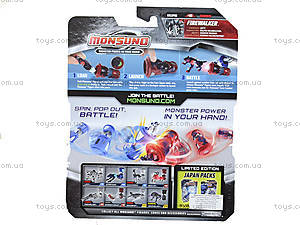 Стартовый набор Monsuno Eklipse FIREWALKER W5, 34438-42921-MO, купить