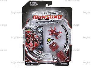 Стартовый набор Monsuno Eklipse FIREWASP W4, 34437-42914-MO, купить
