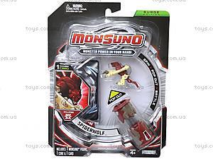 Стартовый набор Monsuno Eklipse SPIDERWOLF W4, 34437-42913-MO, купить