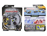 Стартовый набор Monsuno S.T.O.R.M. GOLDHORM W4, 34437-42912-MO, купити