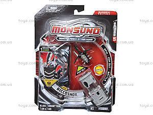 Стартовый набор Monsuno S.T.O.R.M. RICCOSHOT, 34438-42919-MO, купить