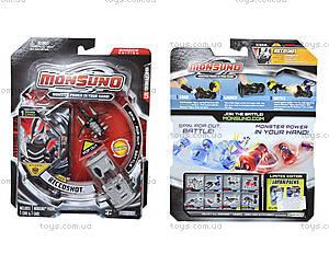 Стартовый набор Monsuno S.T.O.R.M. RICCOSHOT, 34438-42919-MO