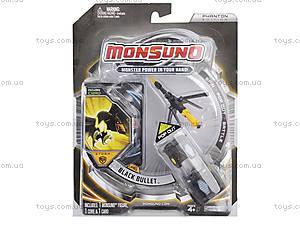 Стартовый набор Monsuno STORM BLACK BULLET, 34437-42911-MO, игрушки