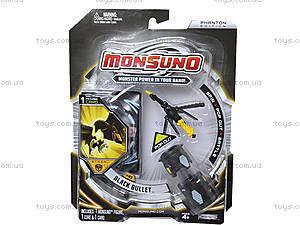 Стартовый набор Monsuno STORM BLACK BULLET, 34437-42911-MO, купить