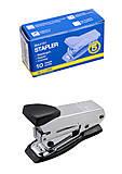 Мини-степлер металлический (скобы №10), BM.4151-01, купить