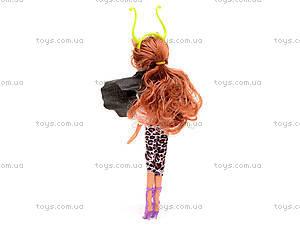 Стильная кукла Monster High, D217, отзывы