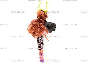 Стильная кукла Monster High, D217, игрушки