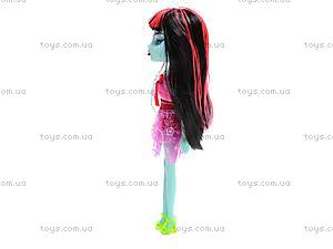 Стильная кукла-монстр, 868A4, игрушки