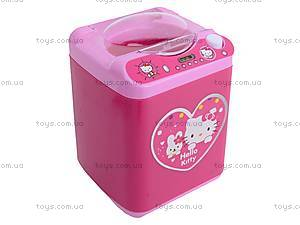 Стиральная машинка «Hello Kitty», YY-193, детские игрушки
