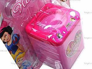 Стиральная машинка «Принцессы», YY-222, фото