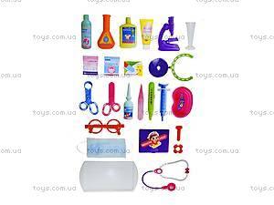 Стол доктора с набором инструментов, W086, фото