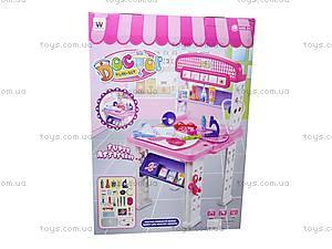 Стол доктора с набором инструментов, W086, детские игрушки