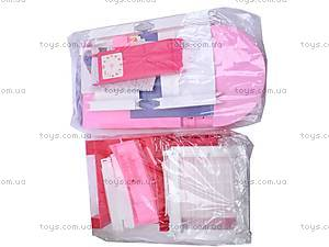 Стол «Кухня», бело-розовая, 011012, отзывы