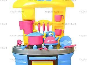 Стол-кухня «Ева», 04-404, игрушки