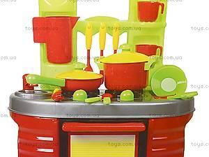 Стол - кухня «Ева» с посудой, 04-403, детские игрушки