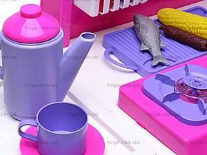 Стол кухонный с посудой, 61008, купить