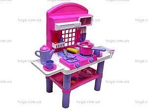 Стол кухонный с посудой, 61008, отзывы