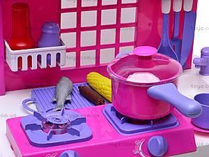 Стол кухонный с посудой, 61008, цена