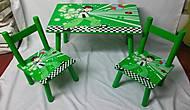 Стол со стульями «Ben 10», 2407-105, toys.com.ua