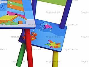 Стол со стульями «Кораблики», W02-3843, цена