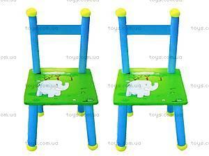 Стол со стульями «Слоник», 2880-4(2802-1, отзывы