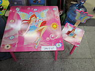 Стол со стульями Winx, W02-5155, отзывы