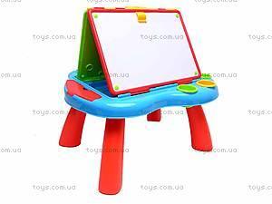 Столик детский с лампой, 628-29, купить