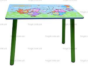 Столик и два стульчика «Смешарики», M0710, фото