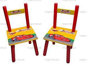 Столик и стулья «Тачки», M0292, цена