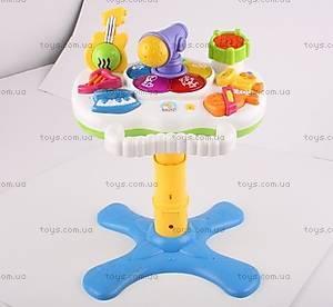 Столик с музыкальными инструментами, FS-34696