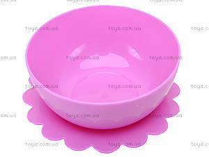 Столовый набор посуды «Ромашка», 39148, игрушки