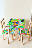 Детский столик со стульчиками «Смешарики», С030, цена