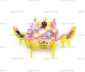 Столик с куклами для детей, A8-63